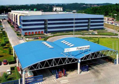 Stabilimento FIAT - Pratola Serra (AV)