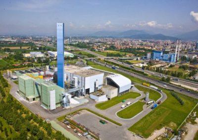 Termovalorizzatore A2A - Brescia