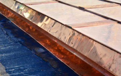 Lattoneria e coperture metalliche in rame