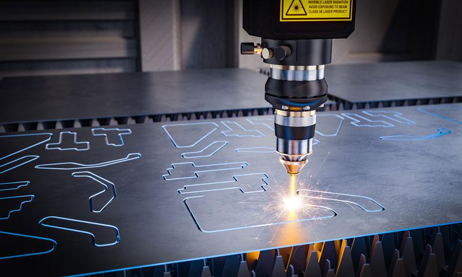 Lavorazioni su lamiere metalliche: quali sono