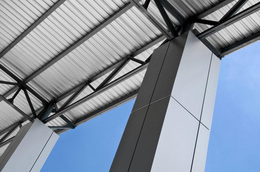Coperture metalliche per tetti: tipologie e materiali